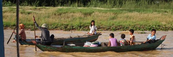 2012年6月 カンボジア アンコールワットへの旅(その2)