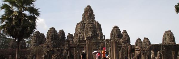 2012年6月 カンボジア アンコールワットへの旅(その3)