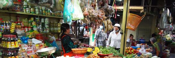 2012年6月 カンボジア アンコールワットへの旅(その4)