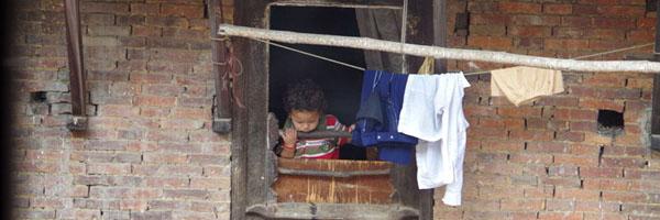 2014年7月ネパール&マレーシア【5日目・バクタプルとチャング・ナラヤン】