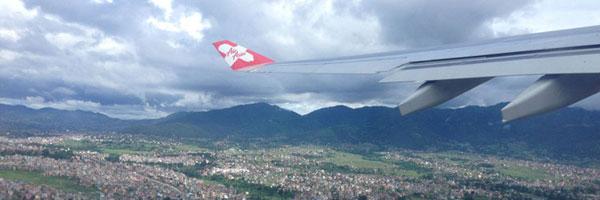 2014年7月ネパール&マレーシア【6日目・ネパールからマレーシアへ】