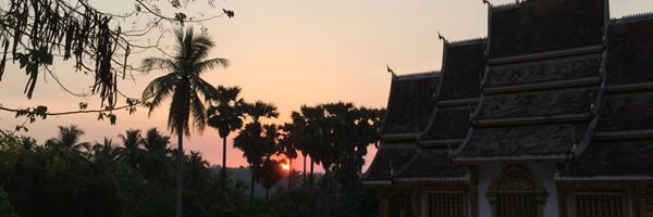 2015年5月 ラオス ルアンプラバン【5.6日目 ルアンプラバン〜バンコク】