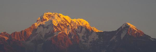 2015年11月 ネパール【8日目 オーストラリアンキャンプ〜カトマンズ】