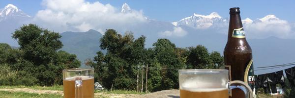 2015年11月 ネパール【7日目 ポカラ オーストラリアンキャンプ】
