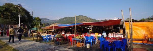 2016年11月ネパール【18~19日目 釣りの下見とかレイクサイドぷらぷら】