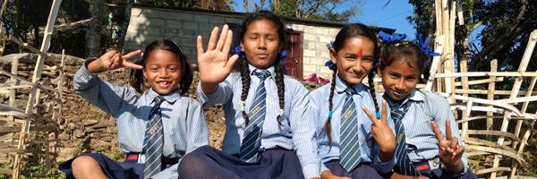 2016年11月ネパール【17日目 サランコットの丘】