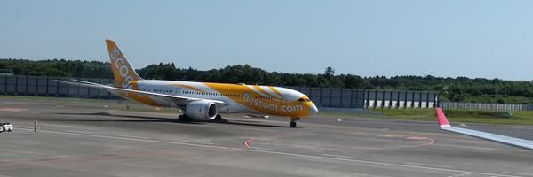 成田〜バンコク便でエアアジアとスクートを比較してみた