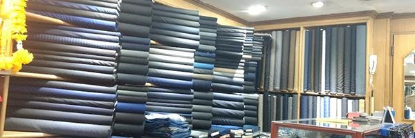 バンコクでオーダースーツを作ってみた